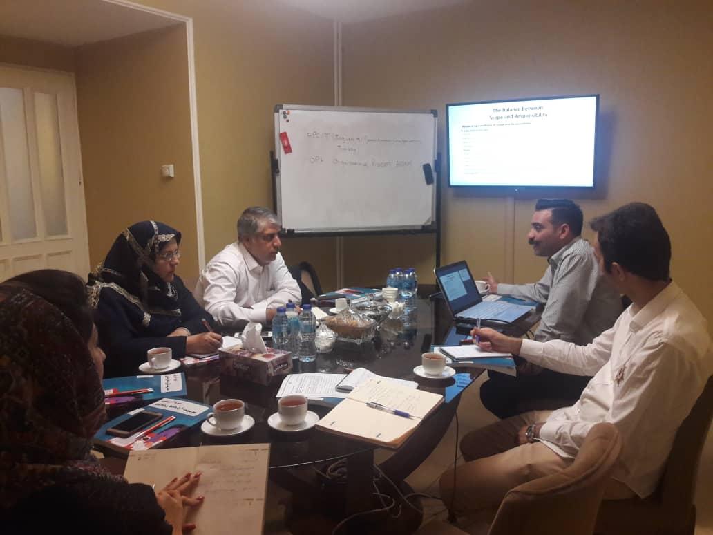 کارگاه ترکیبی مدیریت قراردادها و ادعا ۱۱ و ۱۲ تیر